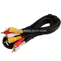 AV Cable/ Audio and Video Cable/RCA Stereo Cable