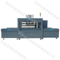 Advanced Double Faced Plastic Pallet Welding Machine
