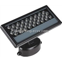 Aluminum Alloy Waterproof LED Wall Washer Light / LED Outdoor Flood Light