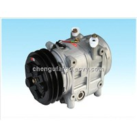Auto ac compressor for bus air conditioning DKS-32