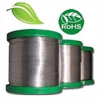 Automated brazing filler metals low melting point lead free solder wire for heat exchanger aluminum