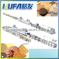 Automatic Biscuit Production Line