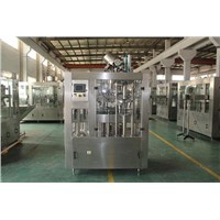 Beer Glass Bottle Filling Line