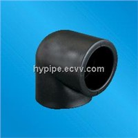 Big diameter PE fittings HongYue brand