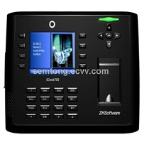 Biometric Fingerprint Time Attendence for Access Control(Sba-827t)
