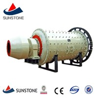 Brilliant Shanghai Sunstone Dry and Wet Ball Mill