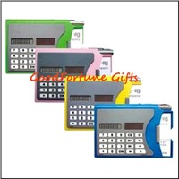 Business Card With Calculator