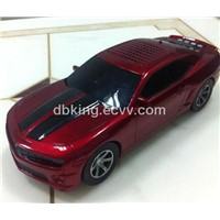 Camaro Car shape MP3 speaker