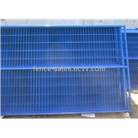Canada Standard Temporary Fence (Anping Direct Factory)