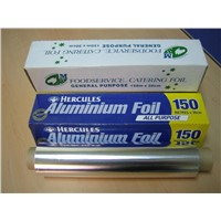 China Aluminum Foil Roll for food package