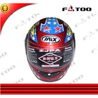 China Cheap Motorcycle Safty Full Face Riding Helmet of Motorcycle Accessories