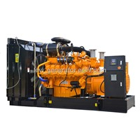 China new product biogas generator