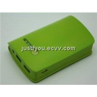 Christmas Gift Li-Ion Battery Mobile Power Pack Portable Charger for iPhone Android Phone