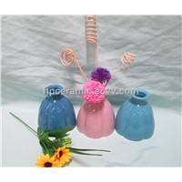 Color Glazed Ceramic Reed Diffuser, Air Purifier,essential oil diffuser,pufume diffuser