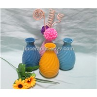 Color Glazed Ceramic fragrance Diffuser, essential oil diffuser, pufume diffuser, pufume bottle
