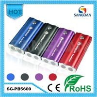 Colorful External Mobile Power Bank with CE & RoHS