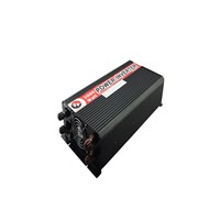 DC-to-AC Car Inverter with 3,000W Power, Circuit Protection, CE and RoHS Marks
