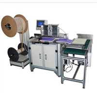 DWC-520 double wire book binding machine