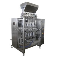 DXDK 750 multi-lane stick  powder packing machine