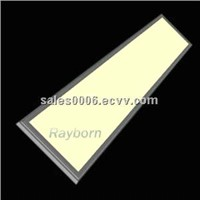 super bright pure white 1200x300mm  48W flat LED Ceiling Panel Light