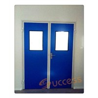 Double Door for Cleanroom