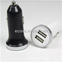 Dual USB Car Charger for Samsung