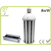 E40/E39 80W LED Post Top Lamp - 240pcs Samsung 5630SMD - 8300Lm CRI > 80 - 350W HPS replacement