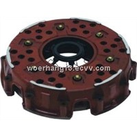EQ153 spiral pressure plate assembly