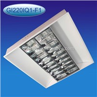Embeded space lamp tray 2*18/20W,2*14W