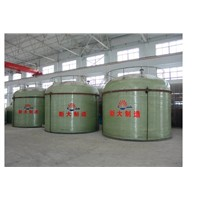 FRP small-scale storage tank