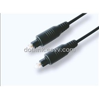 Fiber Optical Audio Cable