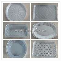 Food Packing Aluminum Foil Container