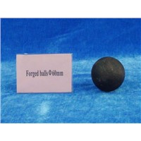 Forged Grinding Steel Ball For Mining