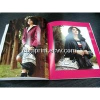 Full Color fashion magazines printing