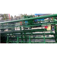 Fully Automatic Chain Link Mesh Machine