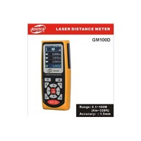 GM100D lab Laser Distance Meter