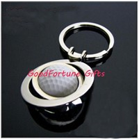 Golf Metal KeyChain