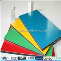 Good Weather Resistand Aluminum Cladding Composite Panel