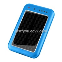 Good Quality 5600mAh Solar Charger Power Bank for Smart Phone