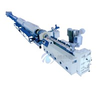 HDPE/LDPE Pipe Extrusion Line