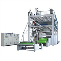 HOT Most Welcome Good quality spun-bonded non woven fabric making machine