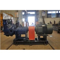 High head slurry pump