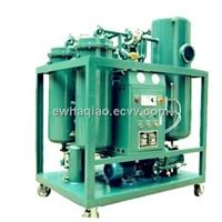 Hot Sale 600L/H vacuum Turbine Oil Refinery Machine