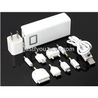Hot Sale Emergency External Battery Cellphone Mobile Power Charger for Travelling