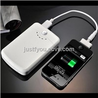 Huge Capacity Portable Charger External Battery Power Bank for Cellphone Tablet