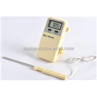 Indoor outdoor multi purpose digital thermometer