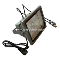 LED Flood Light with DMX Decorder