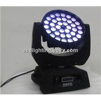 LED Moving Head Zoom Light / LED Moving Head Washer / led  Moving Head Beam Light