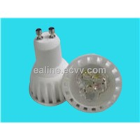 LED spotlight 3W ceramic MR16 GU10
