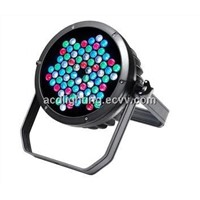 Waterproof LED Stage Par Light / 48*1/3 RGB Full Color LED Strobe Light, LED Outdoor Par Light